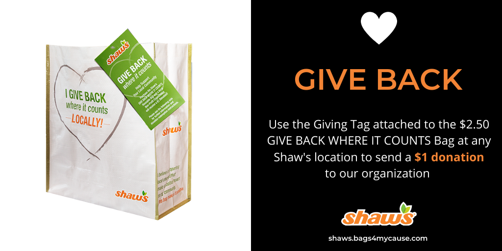 Shaw's NP Twitter Ad 1 - Giving Tag (1)